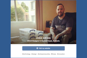 About Me - Josh Grigg